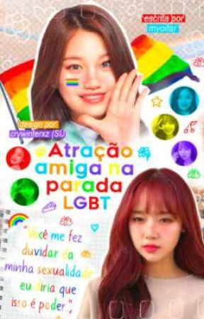 Atração-amiga na parada LGBT.    DoDaeng by i5hyun