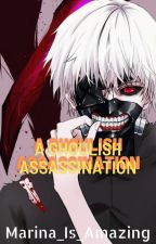 A ghoulish Assassination (Tokyo Ghoul and Assassination classroom Crossover) by Marina-Is-Amazing