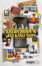 Everybody's Talking Now [Daniel Ricciardo] by jnuguks