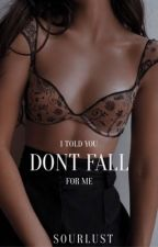 Don't Fall by sourlust