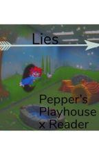 𝙻𝚒𝚎𝚜 [Lies]  by Blue_Bxrry101