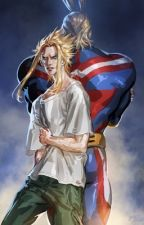 Fear the reaper (All Might x reader)  by Agent-Lokitty