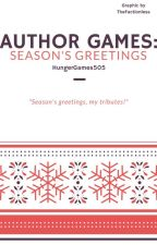 Author Games: Season's Greetings by HungerGames505