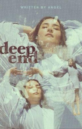 deep end, jj maybank. by angeIeyes