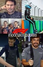 Formula 1 || incorrects by _tina03