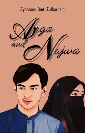 Arga dan Najwa by syahraini011201