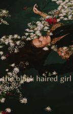 the black haired girl door gebruiker3452