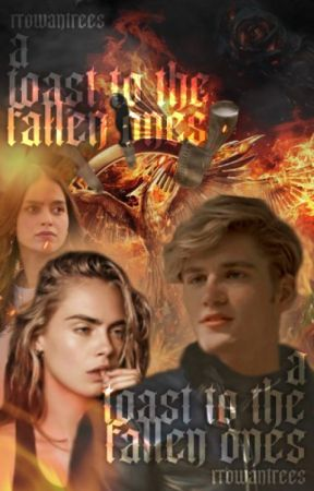 A Toast to the Fallen Ones   THG by -rrowantrees