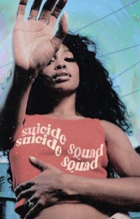 Suicide Squad ▬ Fear Street Trilogy  by balancedsoul