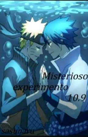 Misterioso experimentó 10.9 ( Sasunaru ) by alcariglofin