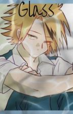 Glass (depressed Denki story) by DeCafe_Queen
