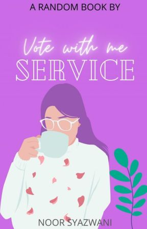 VOTE WITH ME SERVICE [OPEN] 🌻 by NOORWANI57