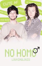 no homo > larry au [completed] by louvinglouis