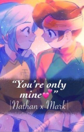 |You're only mine💕| //🧡Enkaze💙\ by Cypya003