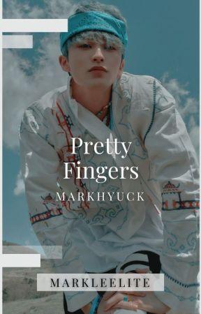Pretty Fingers | MARKHYUCK by MARKLEELITE