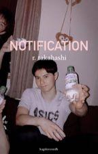 notification   r. takahashi  by kagslovesmilk