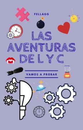 Las aventuras de L y C by FellaGG