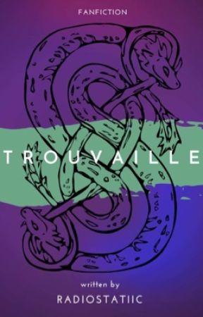 Trouvaille    Loki Fiction  by radiostatiic
