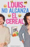 Louis no alcanza el cereal cover
