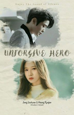 UNFORGIVE HERO  by Annakaori