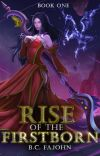 Rise of the Firstborn cover