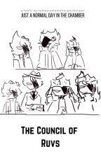 The Council of Ruvs by TerpsichoreanTemper
