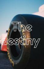 The destiny  by AriOB7