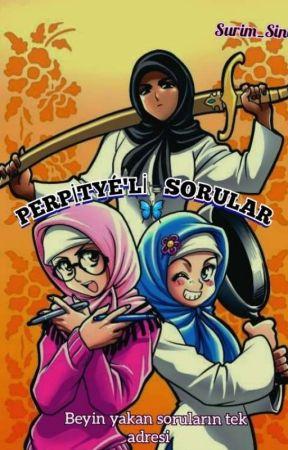 PERPİTYÉ'Lİ SORULAR..🦋 by Surim_Sine