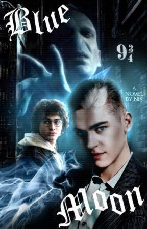 BLUE MOON ! harry potter by V0IDCREATURE