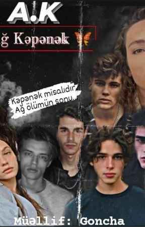 Ağ Kəpənək by gonchagul