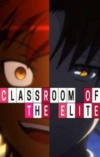 Reborn Assassin in Classroom of the elite by LianneMeiRebaya