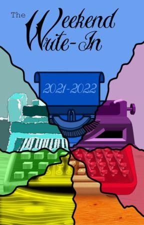 The Weekend Write-In (volume 2) by The_Weekend_Write-In