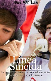 Línea Suicida. cover