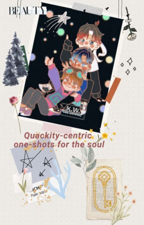 Quackity-centric one-shot for the Soul by Sadistic_cutie