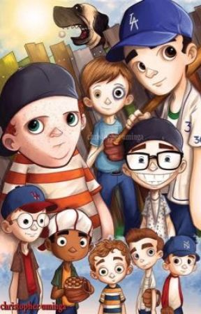 Sandlot & Mighty ducks imagines+preferences by simps_for_Benny