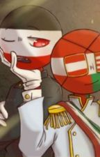 Prince and the Vampire Austria-Hungary x German Empire CountryHumans Fanfiction by ImBored_Dark