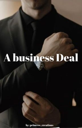 A Business Deal (BWWM) by princess_creations