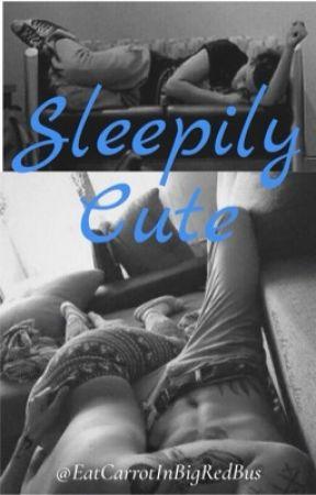 sleepily cute by EatCarrotInBigRedBus