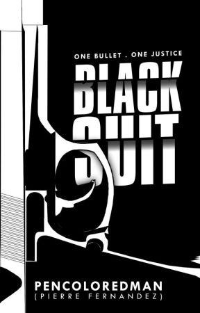 Black Suit by pencoloredman