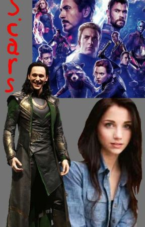 Scars (Lokis daughter fanfic) by BlueLamaHat
