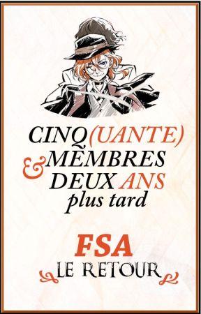 5(0) membres et 2 ans plus tard... FSA le retour ! by FluffSoukokuAgency