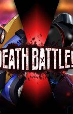 DEATH BATTLE: Mega Man X VS Samus Aran by Captain_Valkyrie