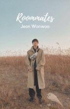 Roommates   Jeon Wonwoo by womwoo