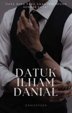 Datuk Ilham Daniel [✓] by DaniaSyaza29