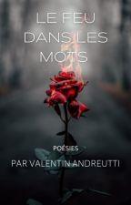 Le Feu dans les Mots by valentinandreutti