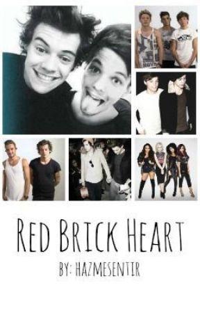 Red Brick Heart by sprinkleoflou
