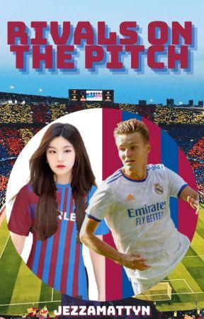 Rivals On The Pitch - Yeji X Reader by jezzamattyn