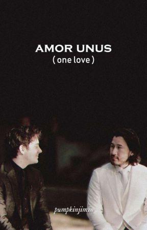 AMOR UNUS ; unus annus/crankiplier by pumpkinjimin