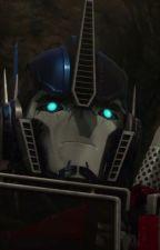 Transformers Prime Imagines Book 2 by _error_1010