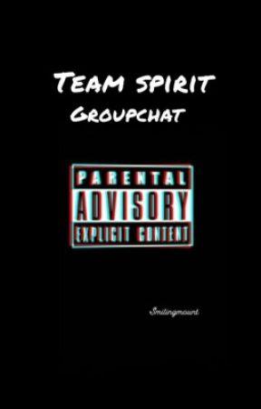 Team spirit- Groupchat   by SmilingMount